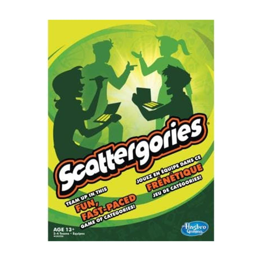 Scattergories English & French