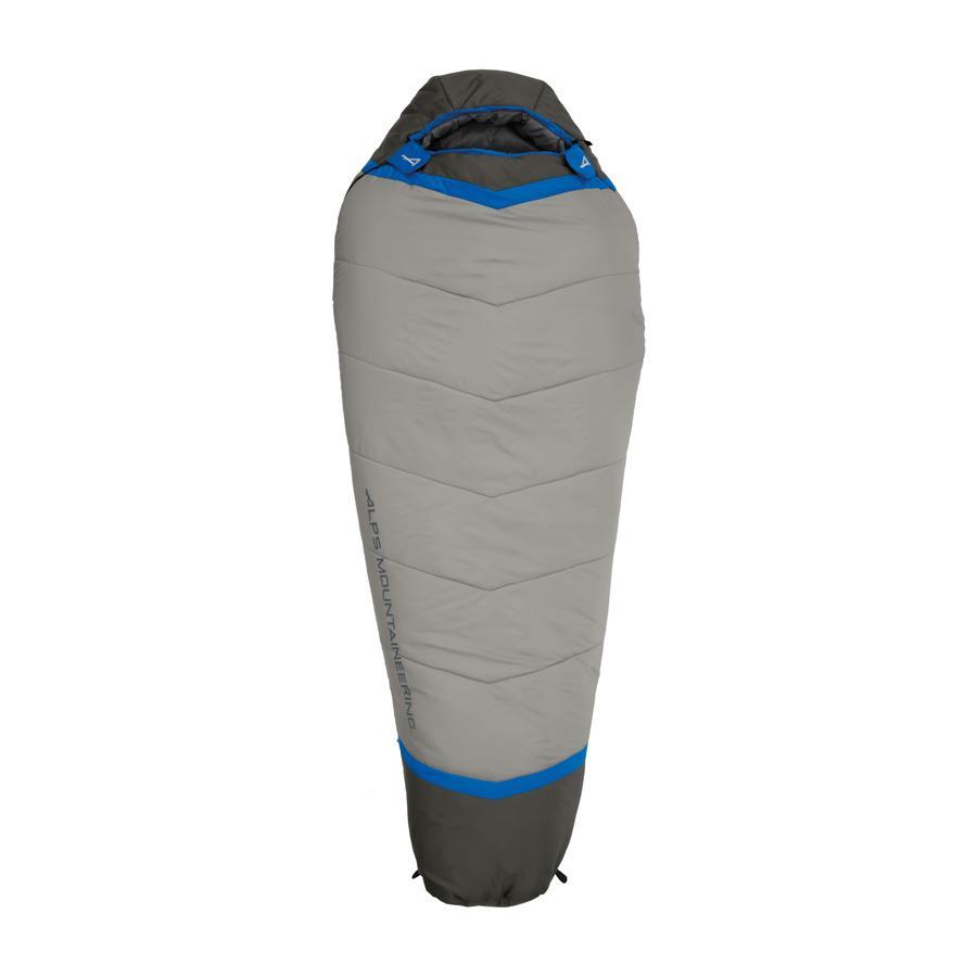 Aura 20°F Sleeping Bag - MARINE/COAL