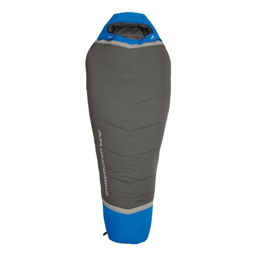 Aura 0°F Sleeping Bag - MARINE/COAL