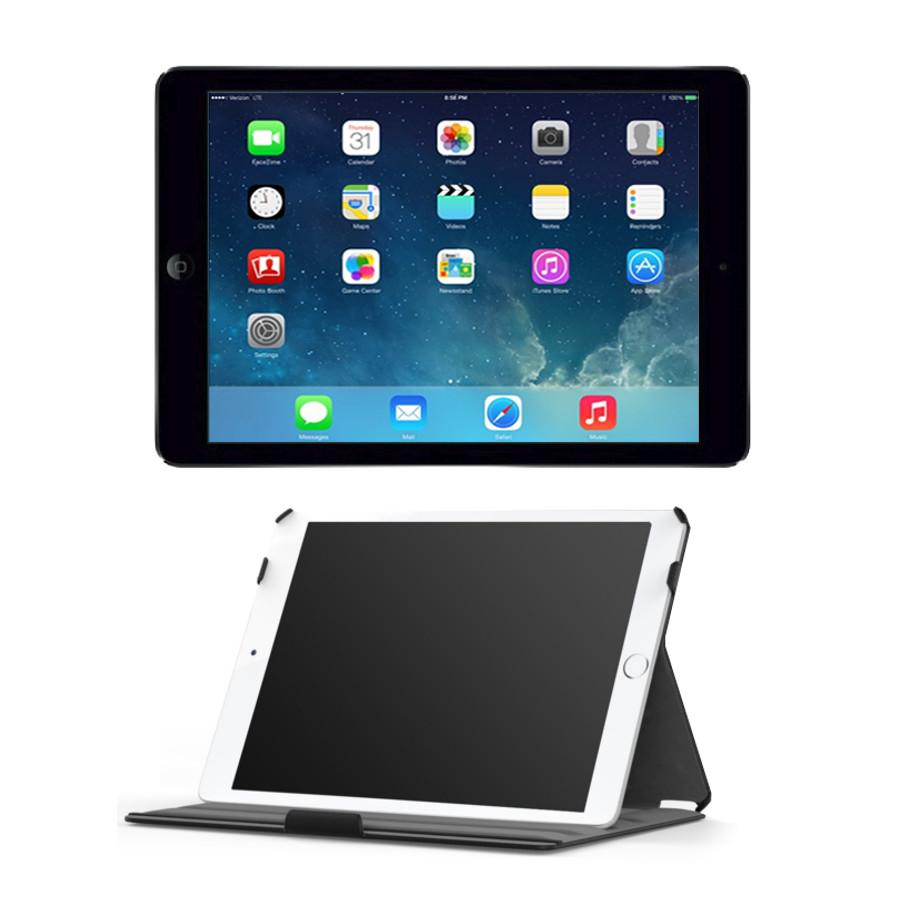 ipad air 2 32gb wi fi with folio case space gray apple. Black Bedroom Furniture Sets. Home Design Ideas