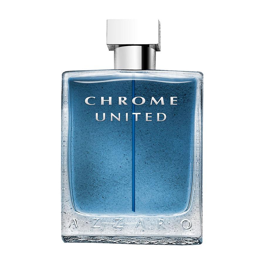 100ml Chrome United for Men