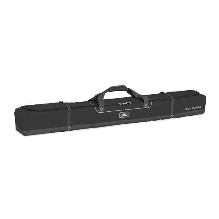 Deluxe Single Ski Bag 185cm