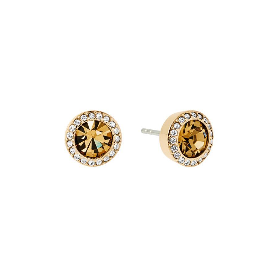 Brilliance Stud Earrings - GOLD