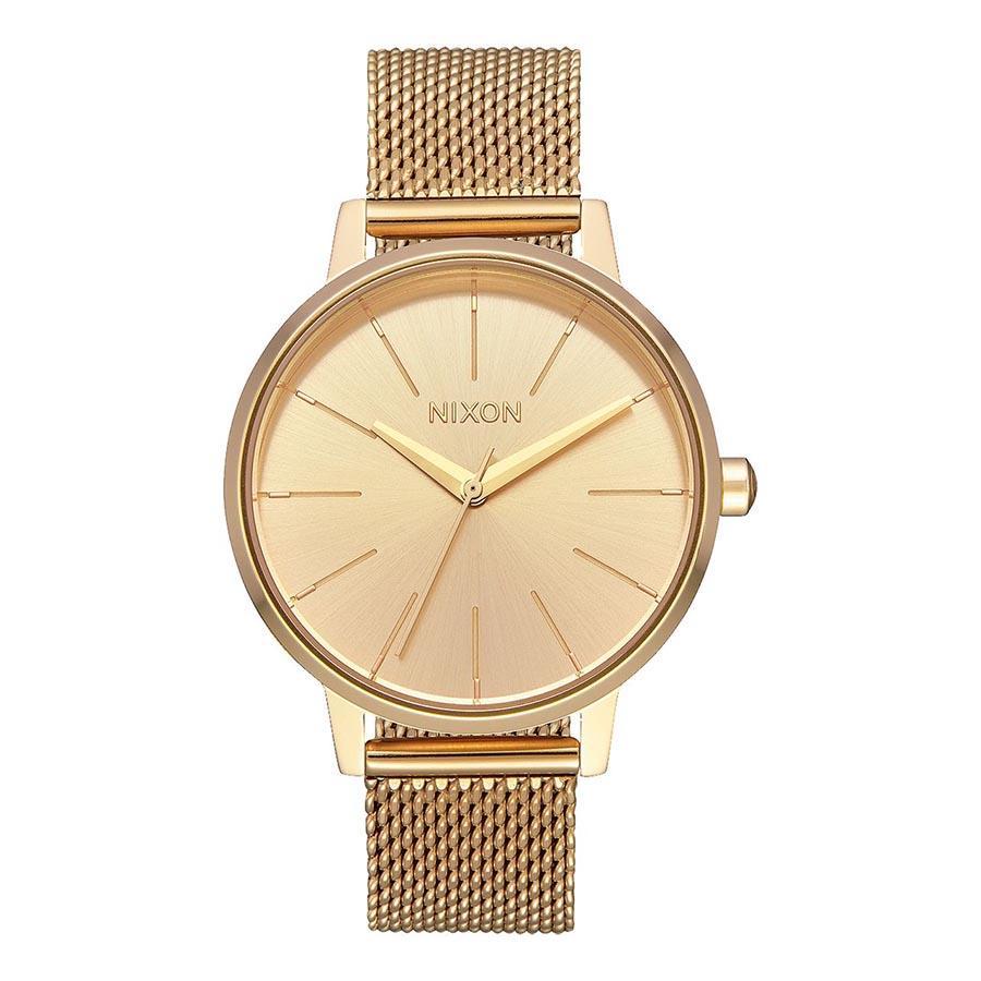 Women's KENSINGTON Milanese Watch, 37 MM - Gold