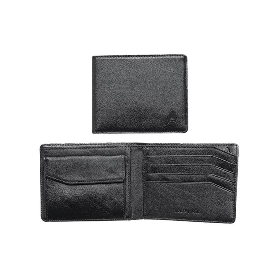 Wallet Leather Bi-Fold Wallet