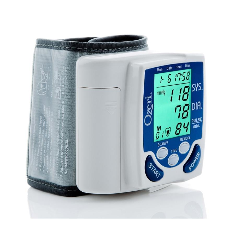 CardioTech Pro Digital Wrist Blood Pressure Monitor
