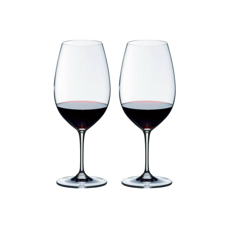 Vinum Shiraz-Syrah Wine Glass - Set of 2