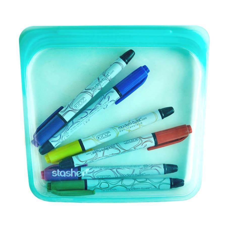 STASHER Reusable Storage Bag