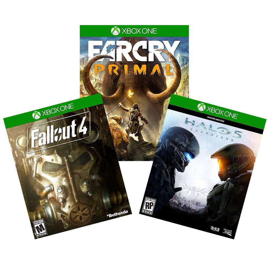 Xbox One Mature Game Bundle